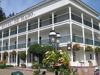 Hotel de Haro, San Juan Islands