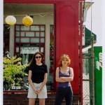 Jenna Robbins, Ana Mourino, Chinatown LA
