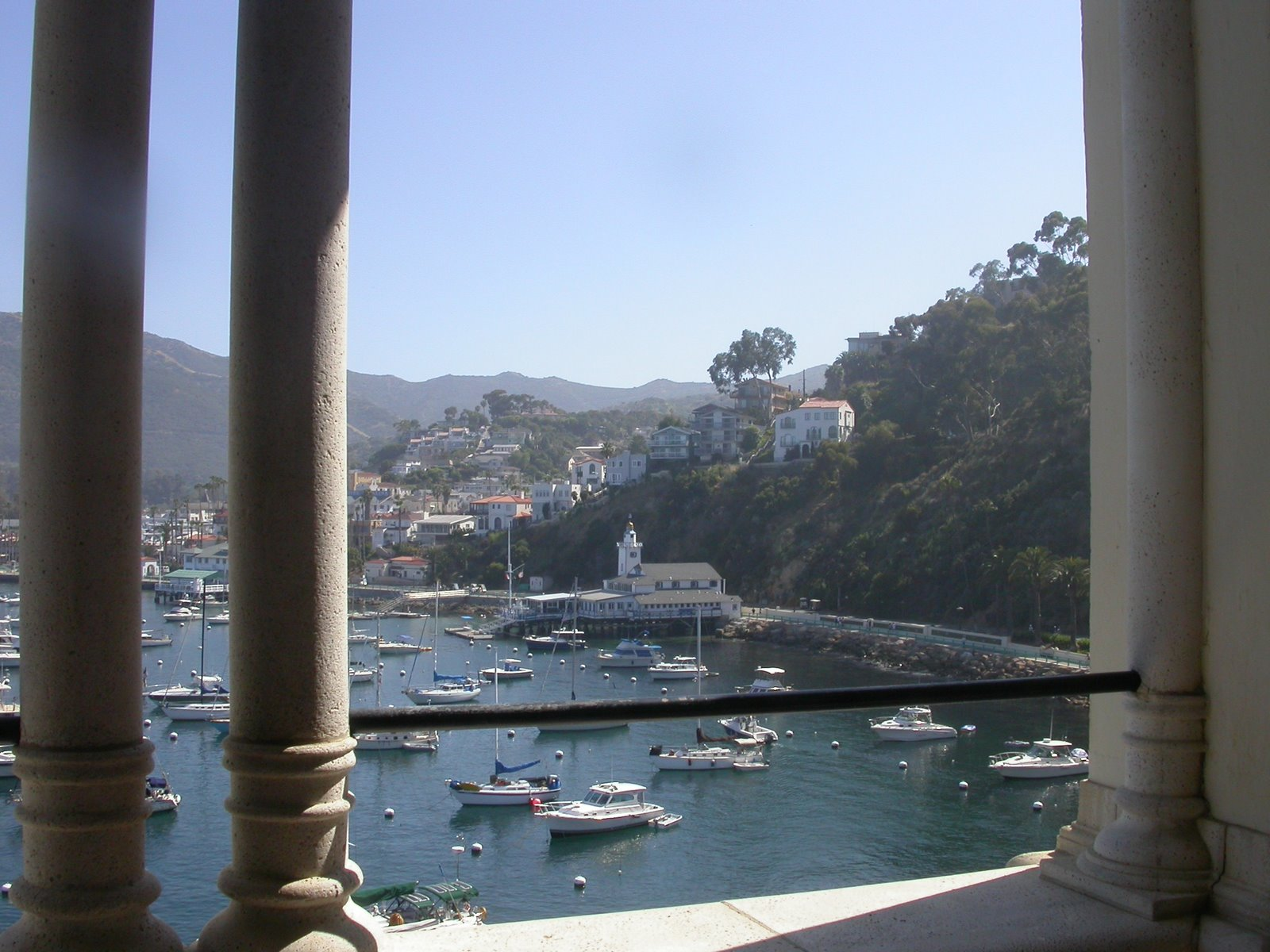 Catalina Island, California's only island resort