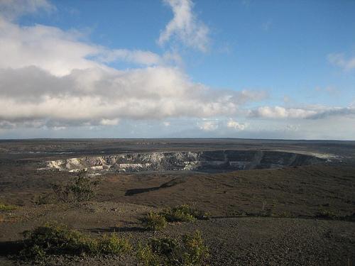 Hawaii's infamous volcanoes