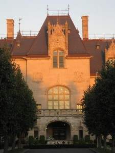 Sunset at Belcourt Castle