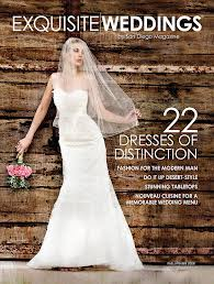 San Diego Magazine Exquisite Weddings -- Romance in the Desert fall/winter 2008