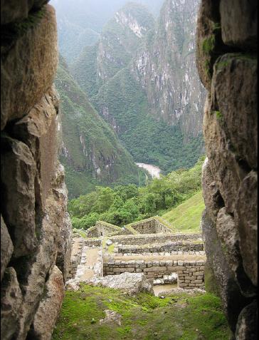 Machu Picchu, Peru -- UNESCO World Heritage site