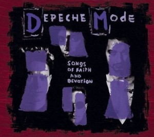 Songs of Faith and Devotion album art Depeche Mode