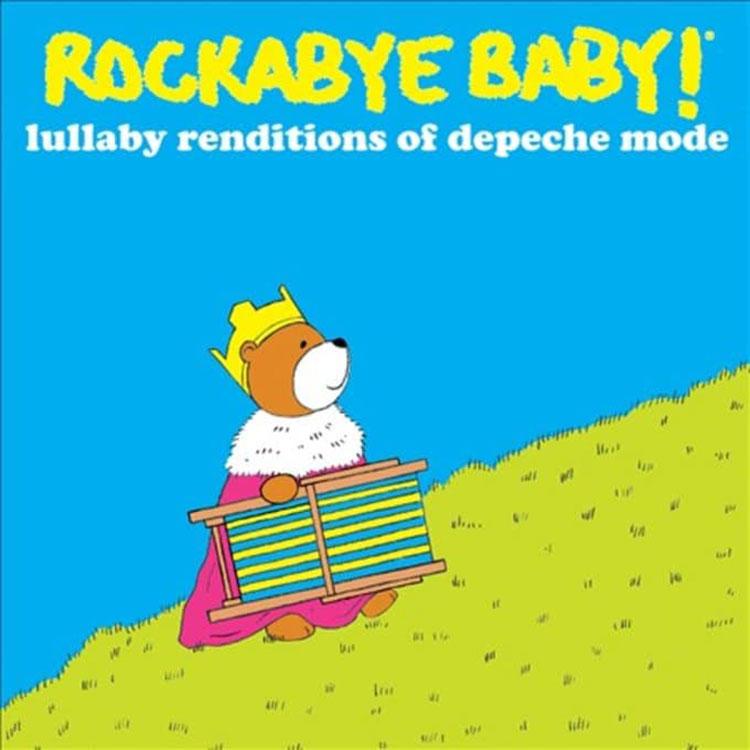Rockabye Baby: Depeche Mode lullabies