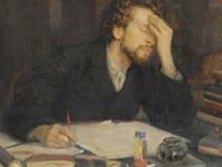 Writer's Block, Leonid Pasternak